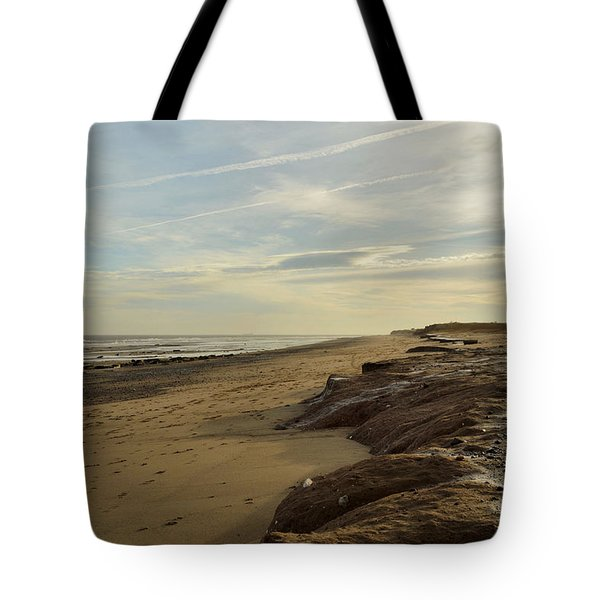Kilnsea  Tote Bag
