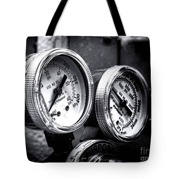 Kilopascal Tote Bag