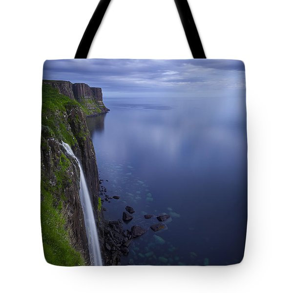Kilt Rock Tote Bag by Dominique Dubied