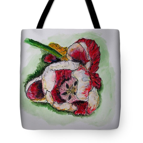 Kimberly's Flowers Tote Bag