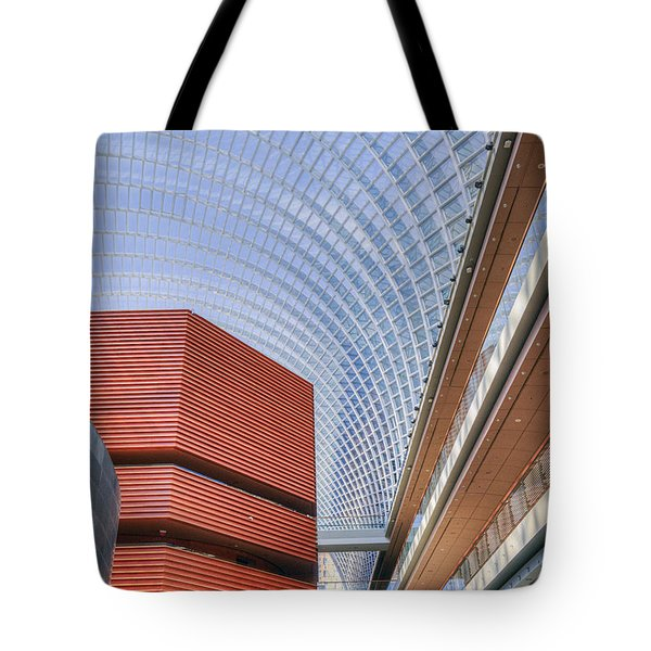 Kimmel Center For The Performing Arts Tote Bag