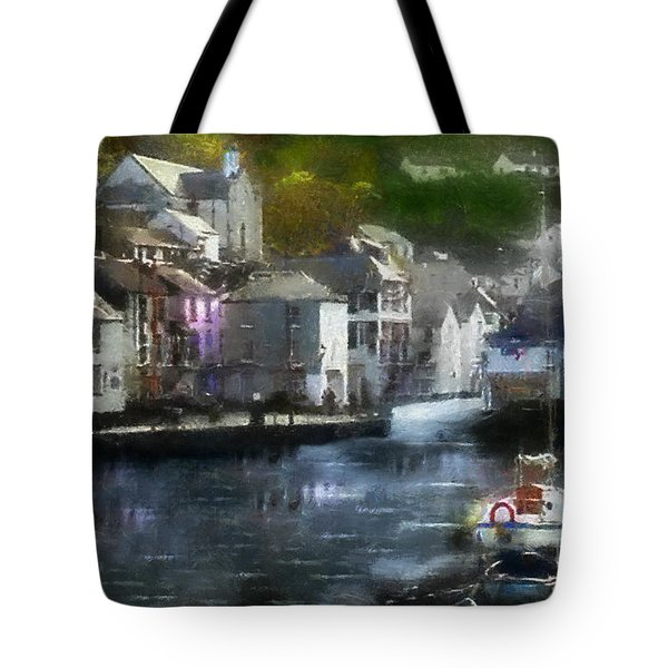 Kincade Inspired Llll Tote Bag