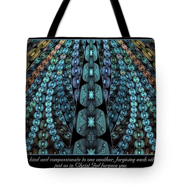 Kind And Compassionate Tote Bag