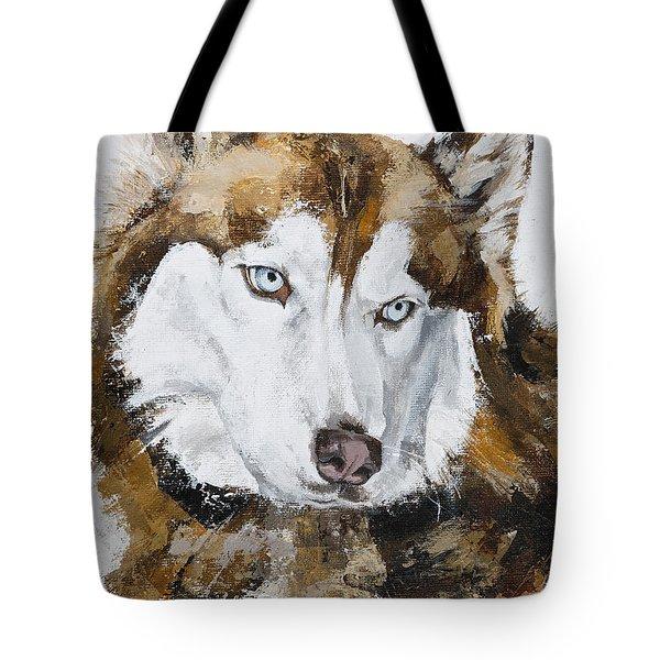 Kind Eyes Tote Bag