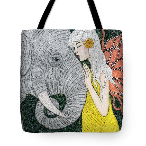 Kindred Souls Tote Bag by Natalie Briney