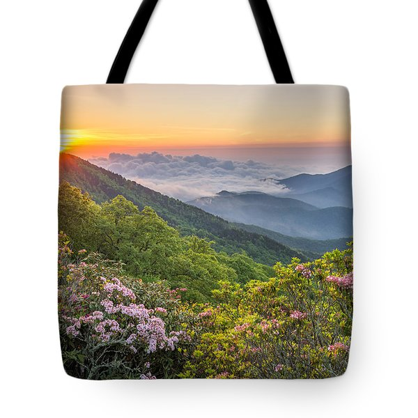 Kinetic Tote Bag by Anthony Heflin