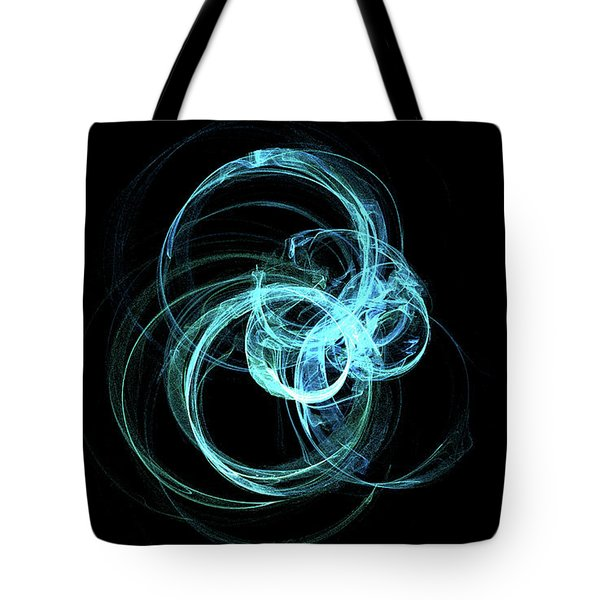 Kinetic09 Tote Bag by A Dx