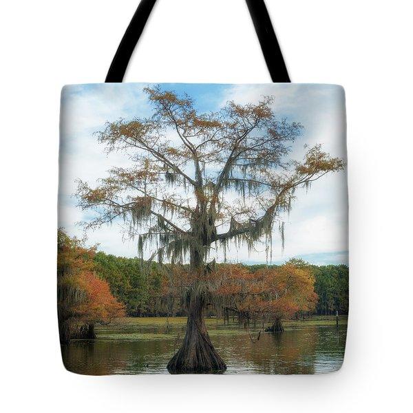 King Cypress Tote Bag