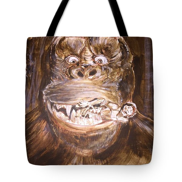 King Kong - Deleted Scene - Kong With Native Tote Bag