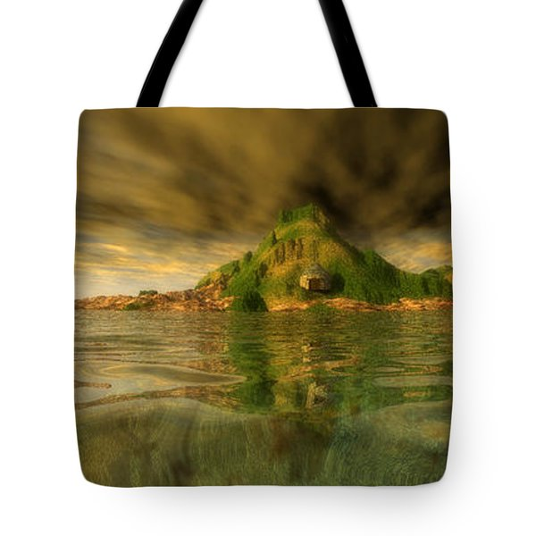 King Kongs Island Tote Bag