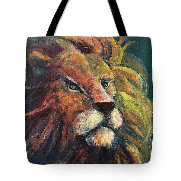 Aslan Tote Bag