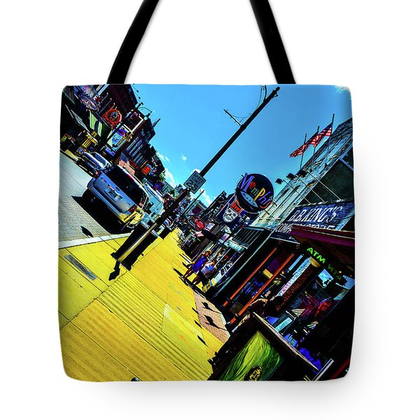 King Of Beale Tote Bag