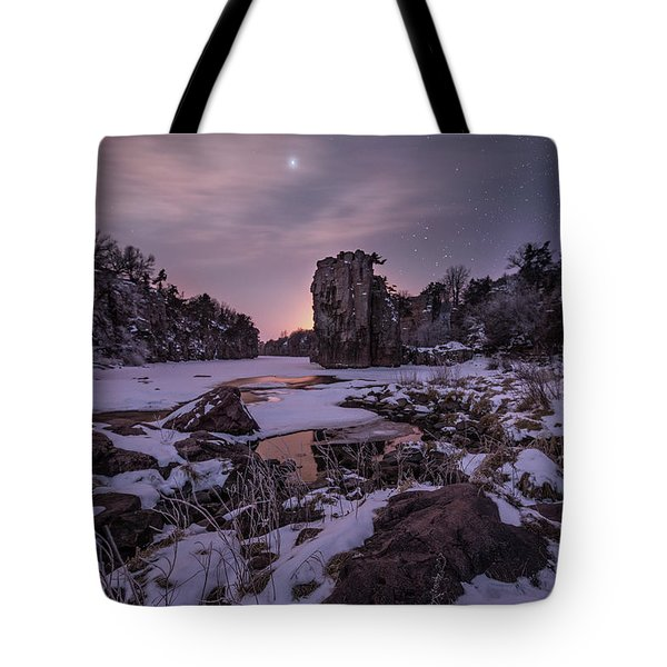King Of Frost Tote Bag