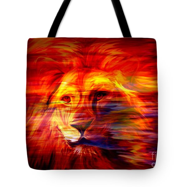 King Of Glory Tote Bag