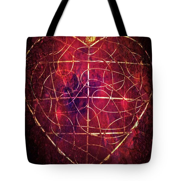Tote Bag featuring the photograph King Of Hearts by Linda Sannuti