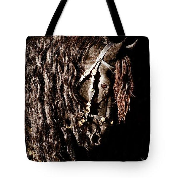 King Of Horses Tote Bag