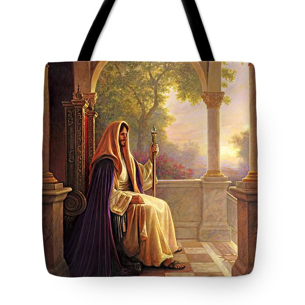 King Of Kings Tote Bag