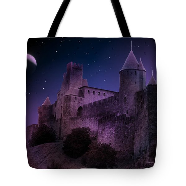Tote Bag featuring the photograph King Of My Castle by Bernd Hau