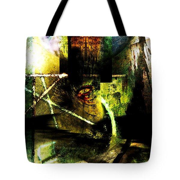 King Of Sadness Tote Bag