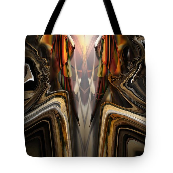 King Of The Aviary Tote Bag