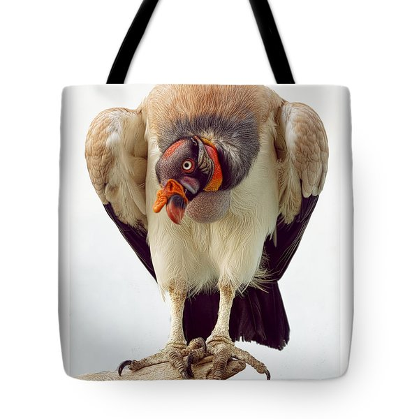 King Of The Birds Tote Bag