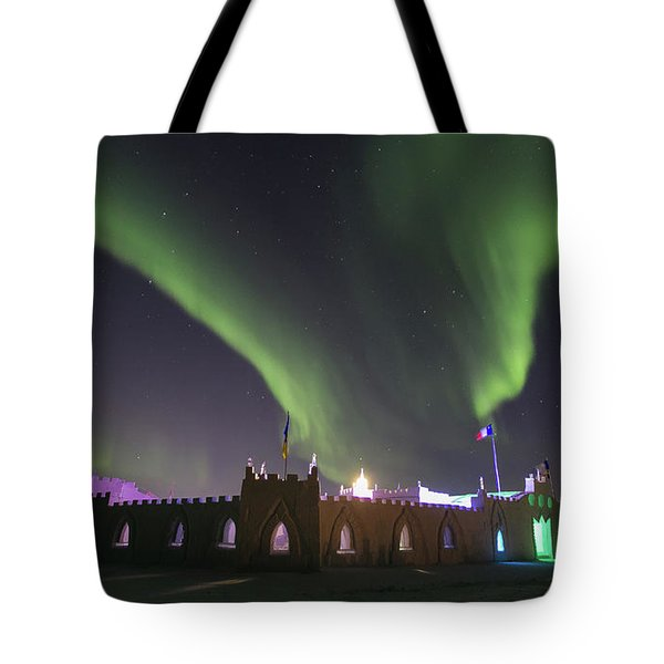 King Of The Castle Tote Bag