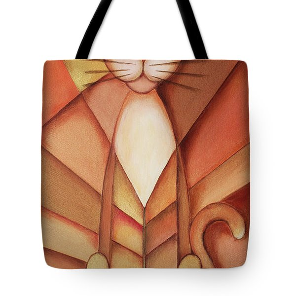 King Of The Cats Tote Bag