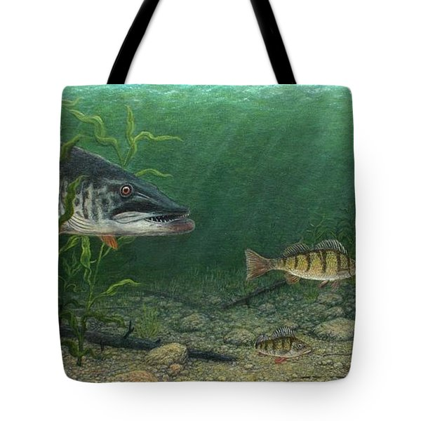 King Of The Cove Tote Bag