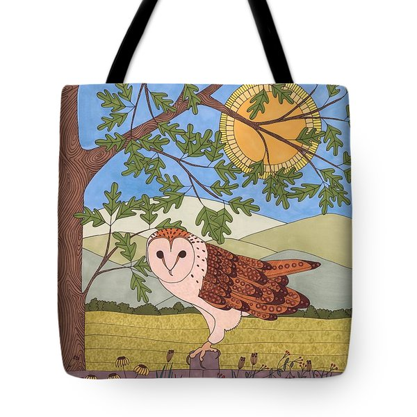 King Of The Meadow Tote Bag