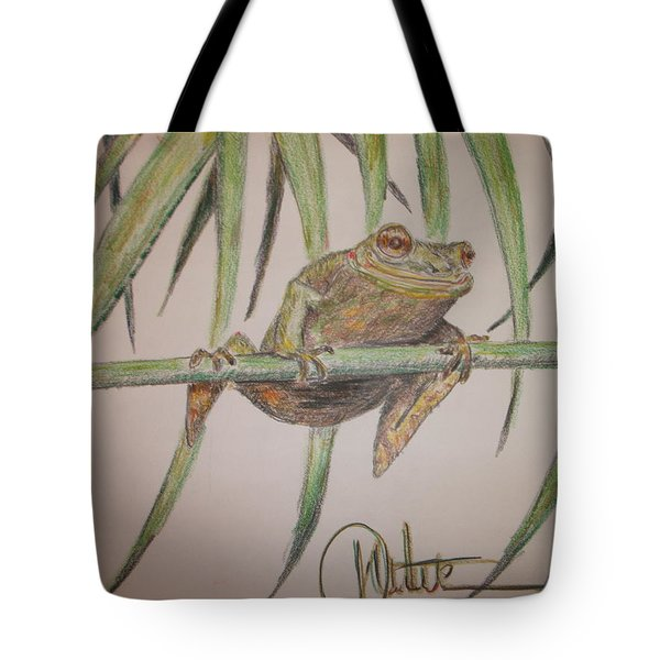 King Of The Reed Tote Bag