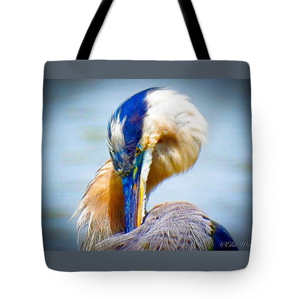 King Of The River Tote Bag