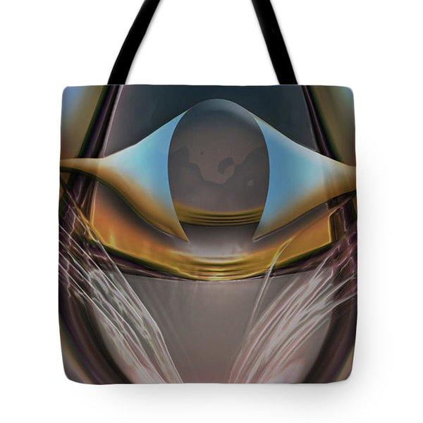 King Of The Skies Tote Bag