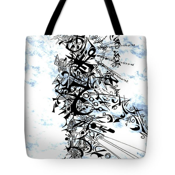 King Of Wind Tote Bag