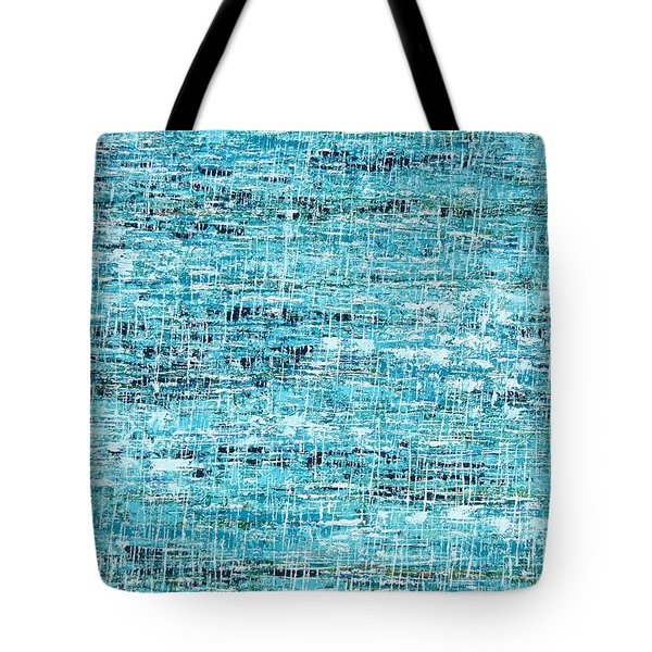 King Tide Tote Bag