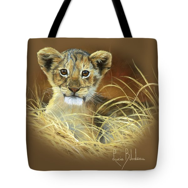 King To Be Tote Bag