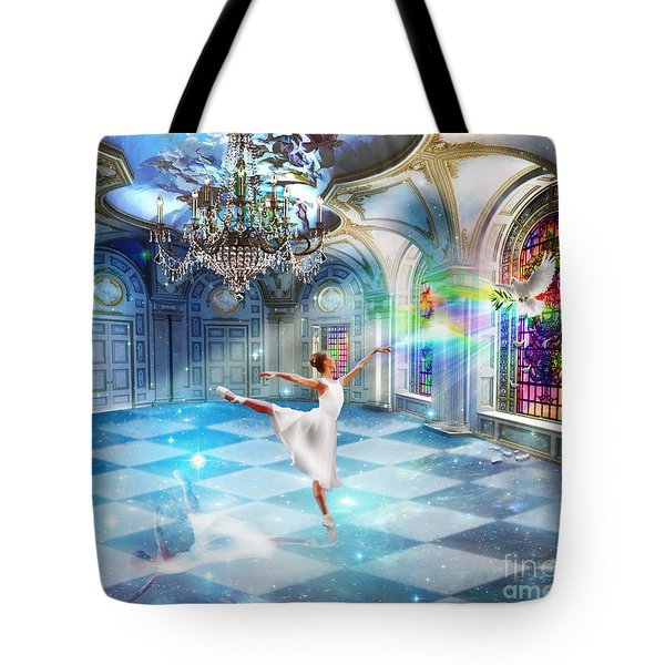 Kingdom Encounter Tote Bag