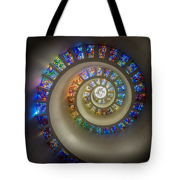 Kingdom Of Light Tote Bag