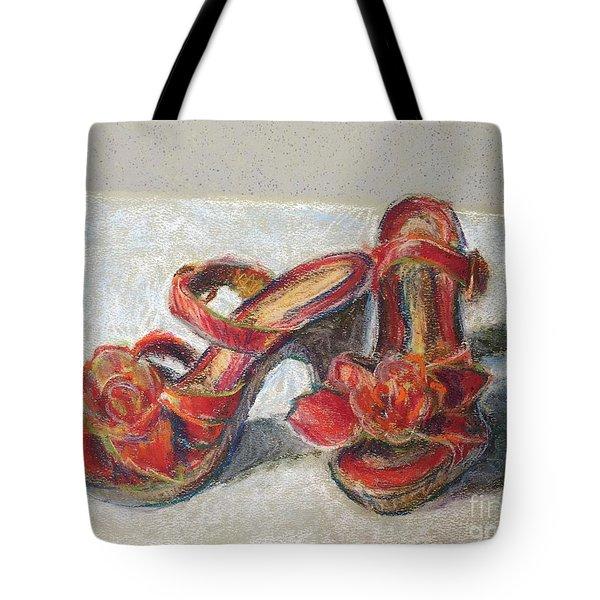 Kingdom Shoes Tote Bag