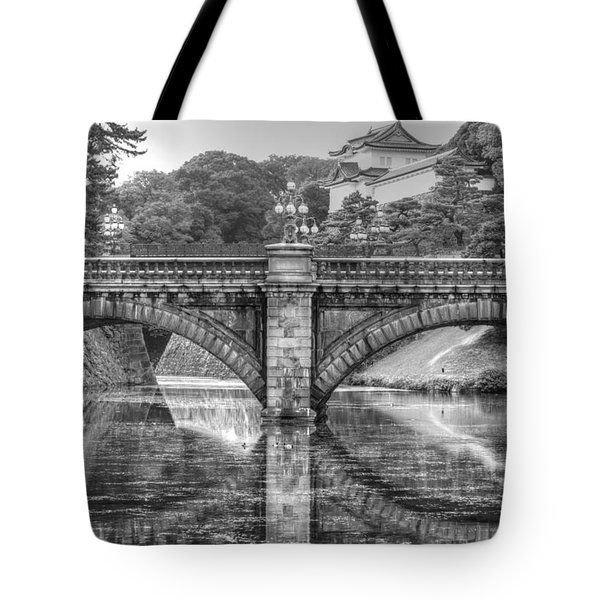 Kings Bridge Tokyo Tote Bag