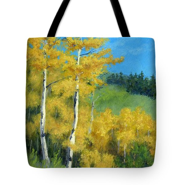 Kings Of Autumn Tote Bag