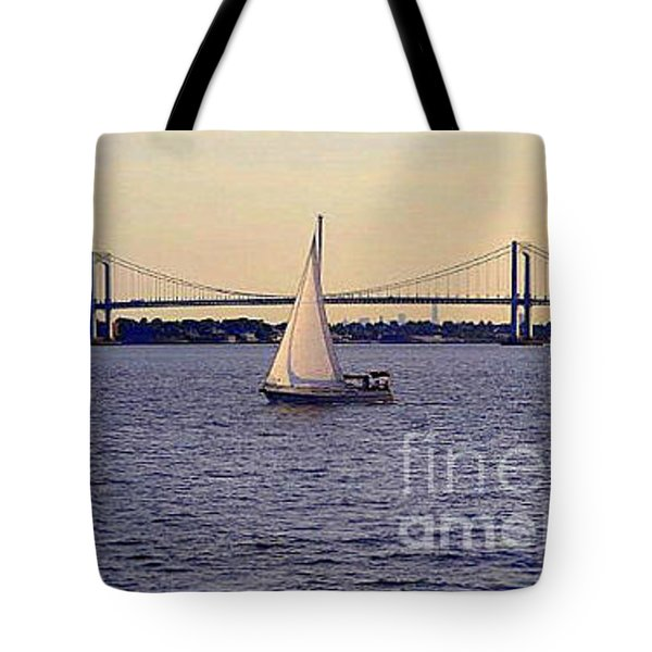 Kings Point, Usmma Tote Bag