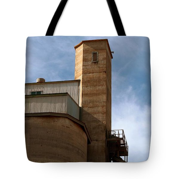 Tote Bag featuring the photograph Kingscote Castle by Stephen Mitchell