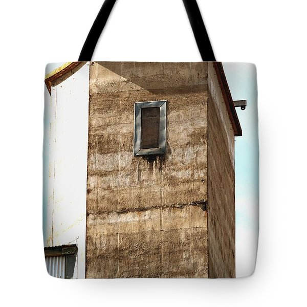 Tote Bag featuring the photograph Kingscote Dungeon by Stephen Mitchell