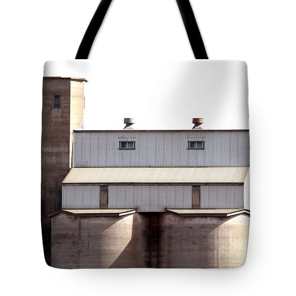 Tote Bag featuring the photograph Kingscote Skyrise by Stephen Mitchell
