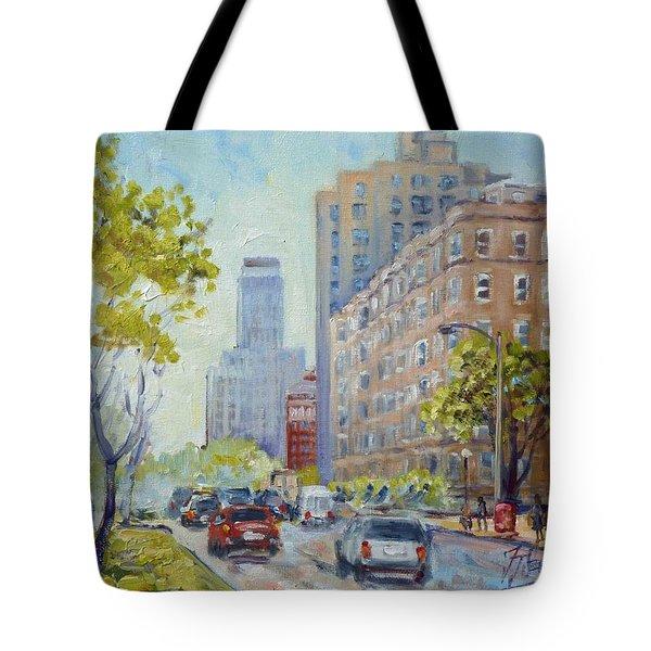 Kingshighway Blvd - Saint Louis Tote Bag