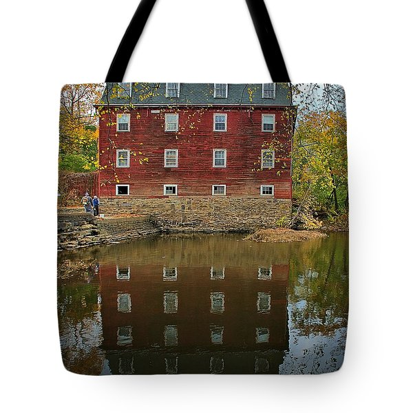 Kingston Mill Fall 2015 Tote Bag