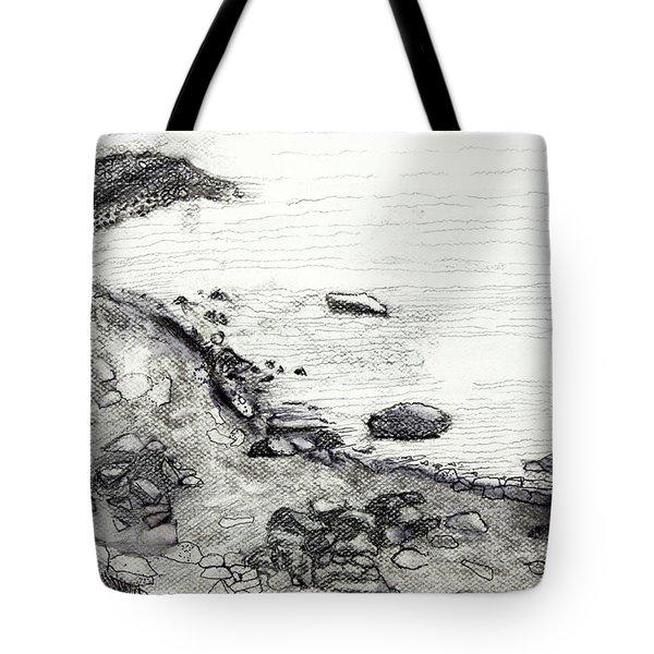 Kinnacurra Shore Tote Bag