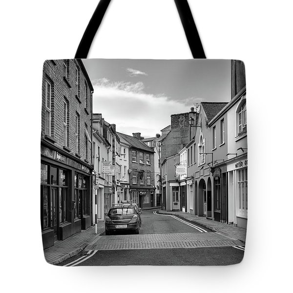 Kinsale Side Street Tote Bag