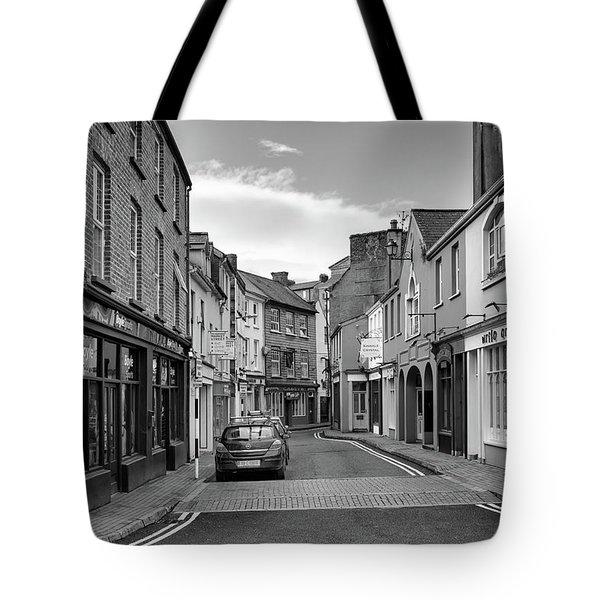 Kinsale Side Street Tote Bag