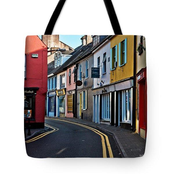 Kinsale Street Tote Bag
